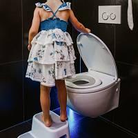 Set nastavka za WC školjku za djecu